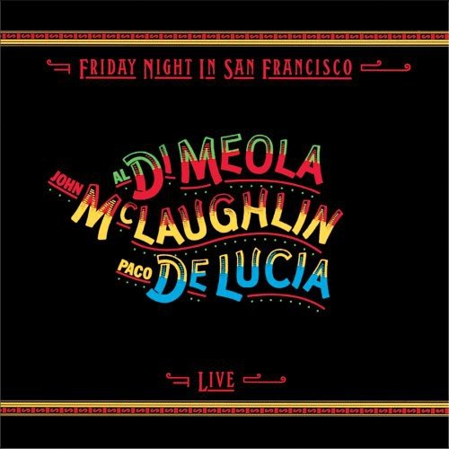 Friday Night in San Francisco (Stereo SACD)