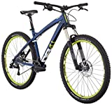 Diamondback Bicycles Line Hardtail Mountain Bike, Blue, 16″/Small For Sale