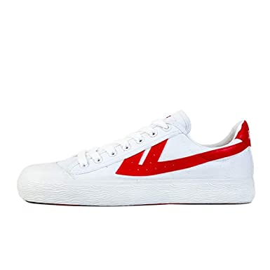 70648796d3 Canvas Sneakers for Kids Casual Sports Shoes Fashion Red and White Low Top  Sneaker Unisex Basketball