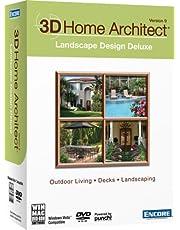 3D Home Architect® Landscape Design V9