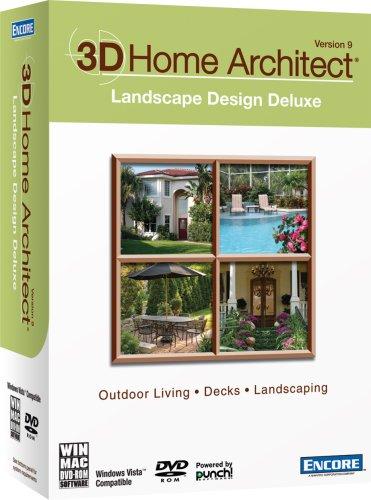 Amazon.Com: 3D Home Architect Home & Landscape Design [Old Version]