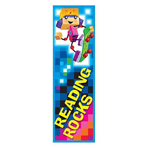 TREND enterprises, Inc. Reading Rocks BlockStars! Bookmarks, 36 ct