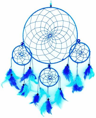 Handmade Dream Catcher Hanging Ornament (With a Betterdecor Gift Bag)-2rr
