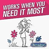 Benadryl Ultratabs Go Packs, Antihistamine