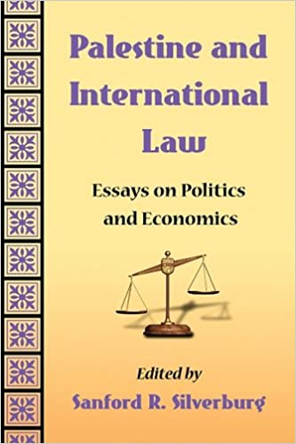 Amazoncom Palestine And International Law Essays On Politics And  Palestine And International Law Essays On Politics And Economics