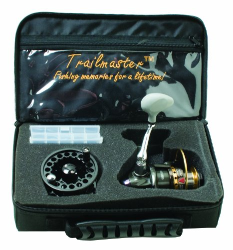 - 5001718 Eagle Claw Trailmaster Reel Travel Kit