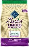 Blue Buffalo Basics Turkey & Potato Recipe for Cats Grain Free Dry Cat