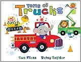 Tons of Trucks, Sue Fliess, 0547449275