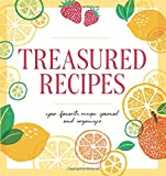 Best Blank Recipe Books - Treasured Recipes ( a Blank Recipe Book ): Review