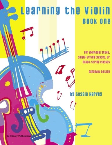 Learning the Violin, Book One: Expanded Edition ()