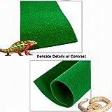 Tfwadmx Reptile Carpet Mat Substrate Liner