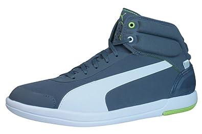 b64be72e0c8 PUMA Driving Power Light Mens Sneakers - Shoes-Grey-7.5
