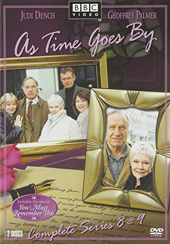 As Time Goes By - Complete Series 8 & 9 (As Time Goes By Complete Box Set)