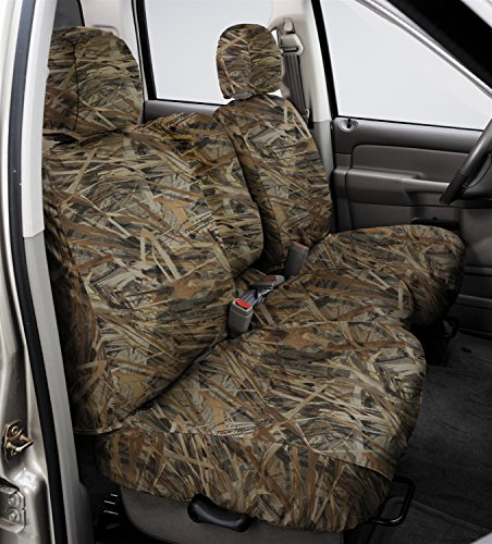 UPC 086086483807, Covercraft SeatSaver Second Row Custom Fit Seat Cover for Select Toyota 4Runner Models - True Timber Polyester (Flooded Timber)