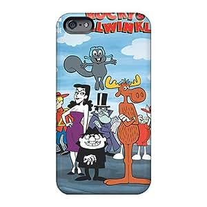 Iphone 6 Dqc14850UaDI Custom Lifelike Mr Peabody Sherman Series Shock Absorption Hard Phone Cover -ColtonMorrill