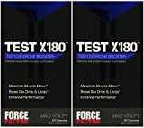 Force Factor - Test X180 - 60 Capsules (2 Pack)