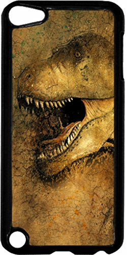 Dinosaur Jacks Outlet TM Hard Black Plastic Case for the Apple iPod Touch 6th Generation