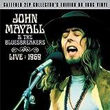 Live 1969 (2LP Gatefold 180g Vinyl) - John Mayall & Bluesbreakers