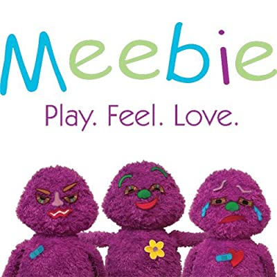 Meebie with Play & Therapy Packs: Toys & Games [5Bkhe1102974]