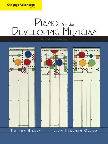 Bundle: Cengage Advantage Books: Essential Piano for the Developing Musician, 6th + Resource Center Printed Access Card