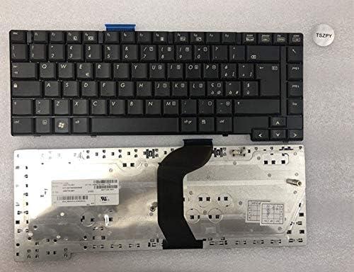New for HP Compaq 6730b 6735B Keyboard Italy Teclado Black IT latout