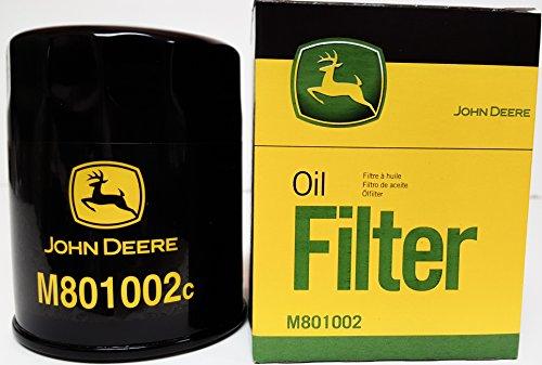 M801002 John Deere Oil Filter