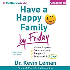 Have a Happy Family by Friday Audiobook