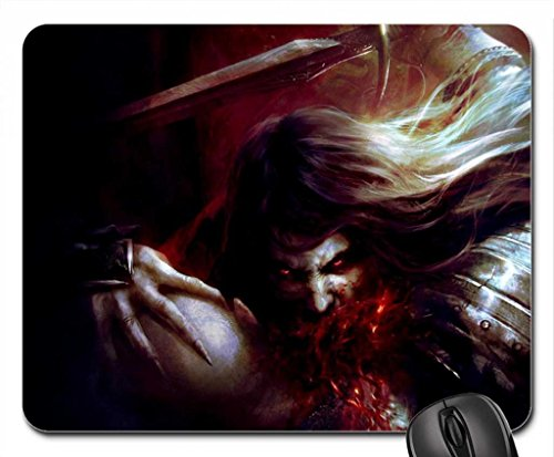 Price comparison product image Castlevania : Lords of Shadow 2 Mouse Pad,  Mousepad (10.2 x 8.3 x 0.12 inches)