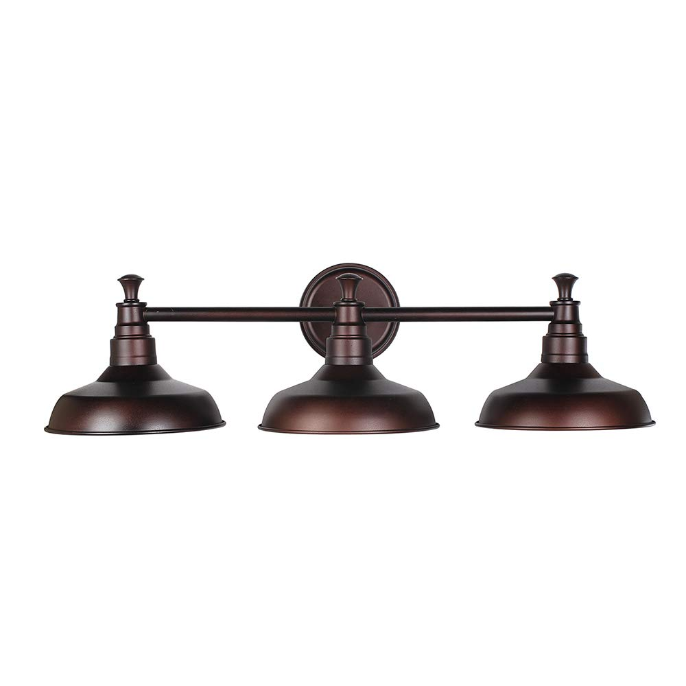 Design House 520320 Kimball 3 Light Vanity