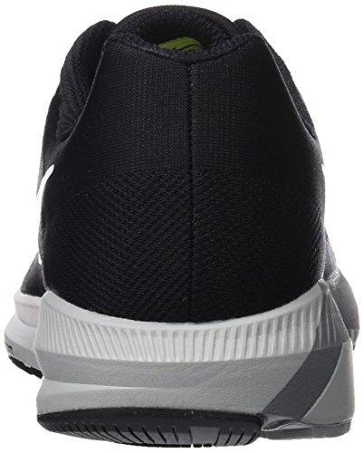 Anthracite Platinum Grey Grey 005 Grey Cool Schwarz Wolf Cool Zoom Structure Multicolore 21 Herren Nike Air Pure Laufschuhe Black White qwa8zP4C