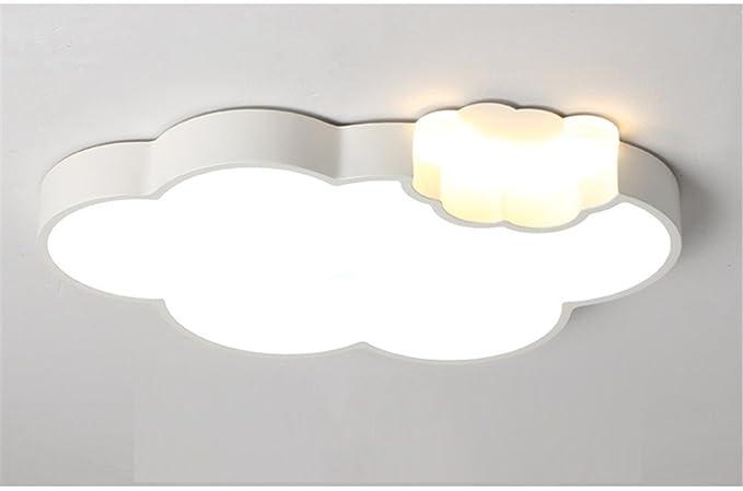 Lampadari Per Ragazze : Qiyueqi nuvole lampadario led luci di camera da letto ragazzi e