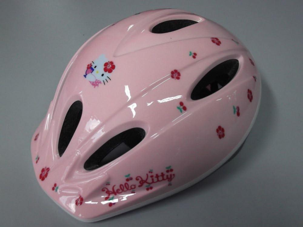 Casco de bicicleta para niña Helmet Kids Ironway original Hello Kitty talla M