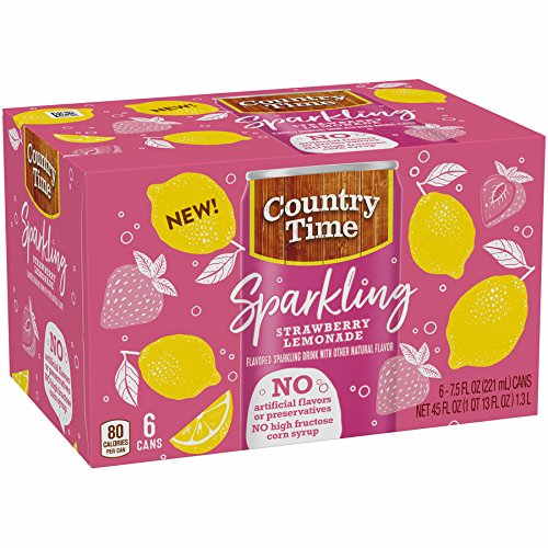 country time lemonade can - 6