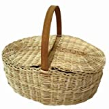 Wicker Picnic Basket Weaving Kit