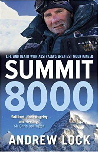 Summit 8000 Life and Death with Australia's Master of Thin Air Book Cover