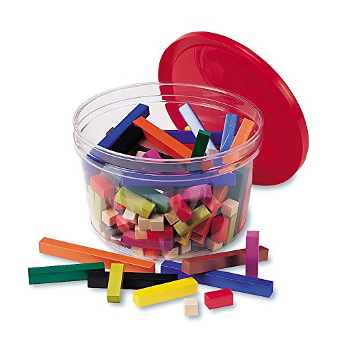 Learning Resources Cuisenaire Rods Small Group Set: Plastic (Set Rods Plastic)