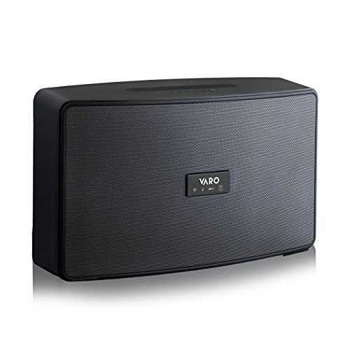 Find Bargain VARO Portable WiFi + Bluetooth Multi-Room Speaker, Vibe (iOS Only)