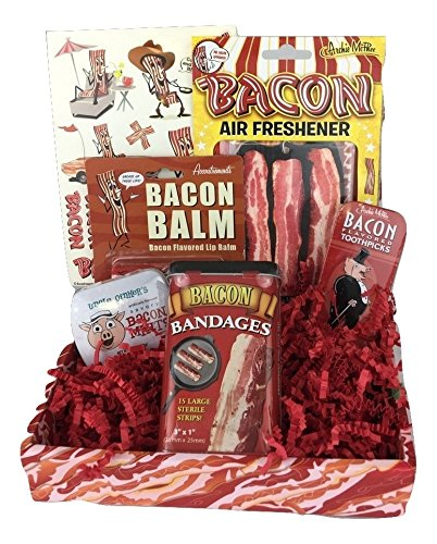 Bacon Gift Box for the Bacon Lover in your Life, Bacon Gift Basket