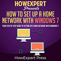 If you want to save money paying a computer technician to set up your home network, learn how to do it your own way; check out this How to Set Up a Home Network with Windows 7 guide.  In this step-by-step guide, you will be taught the followi...