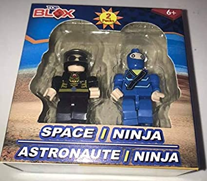Amazon.com: Top Blox Space Ninja 2 Pack: Toys & Games