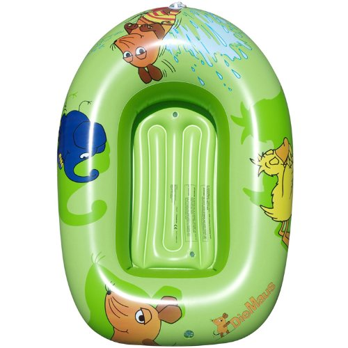 Kinderspielboot DIE MAUS, Größe ca. 108 x 80 cm