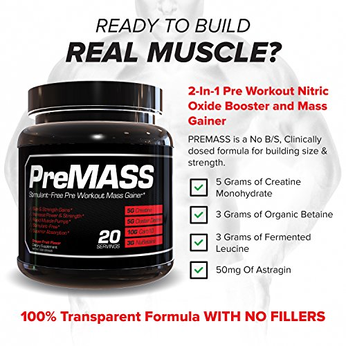 Buy pre workout for mass gain
