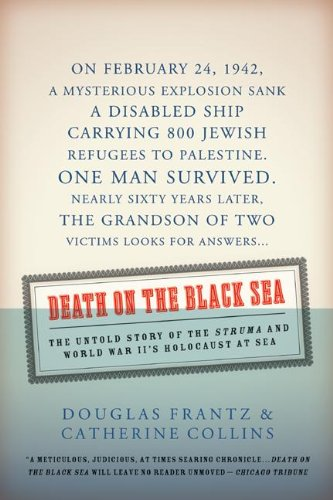 Amazon death on the black sea the untold story of the death on the black sea the untold story of the struma and world fandeluxe Ebook collections