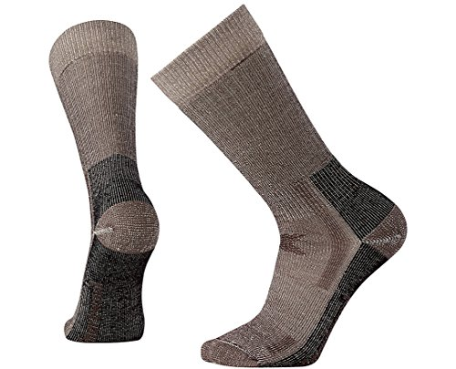 SmartWool Mens Hunt Heavy Crew Socks (Chestnut) Medium
