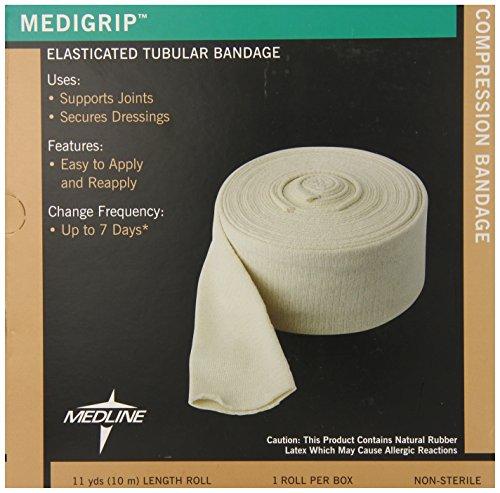 medline Bandage Tubular Elastic Medigrip, Size B