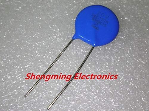 100pcs//lot Varistor 14D151K 14D-151K resistor 14D151 14k151 Value-Trade-Inc