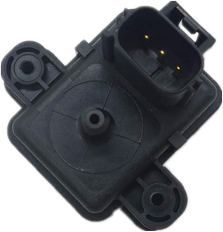 MAP Sensor Fit for Ford F250 F350 F450 F550 Super E-Series Duty Diesel 6.0L Trucks Vans, Manifold Absolute Pressure CX-1961 2L1A-9F479-AA 2L1A9F479AA 2L1Z-9F479-AA 2L1Z9F479AA