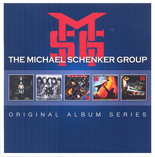 The Michael Schenker Group - Original Album Series - (2564636169) - Boxset - 5CD - FLAC - 2014 - RUiL Download