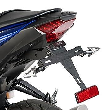 Kennzeichenhalter Beleuchtung Honda X-ADV 17-18 Puig schwarz