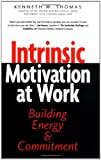 Intrinsic Motivation at Work, Kenneth Wayne Thomas, 1576752380